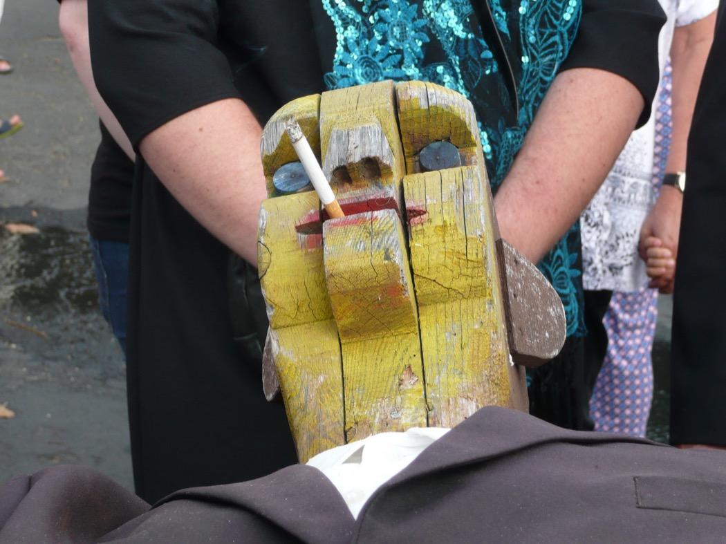 Paias-Beerdigung 2017